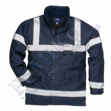Portwest S433 Iona Lite kabát *FEKETE*