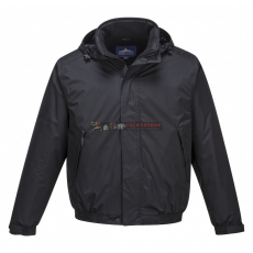Portwest S503 Crux Insulated Bomber Dzseki (fekete)