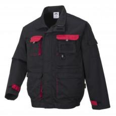Portwest TX10 - Texo kétszínű kabát - fekete/piros