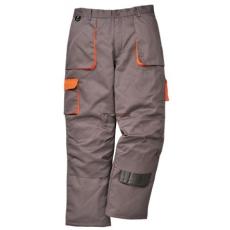 Portwest - TX16 Texo Contrast bélelt nadrág (SZÜRKE XL)