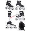 Powerslide Swell 110 black/white görkorcsolya
