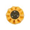 "POWERTEC Fólia radír - vanília korong - 100 mm, 4"" (LAS-PT92333)"