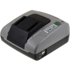 Powery akkutöltő USB kimenettel AEG akkus gyalu BHO 18 2200mAh NiCd