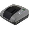 Powery akkutöltő USB kimenettel AEG akkus ütvefúrócsavarozó BSB 18 STX