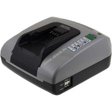 Powery akkutöltő USB kimenettel Black&Decker fúrócsavarozó HP146F4LK 2000mAh barkácsgép akkumulátor