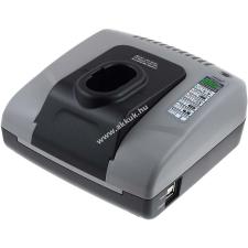 Powery akkutöltő USB kimenettel Bosch típus 2607335090 barkácsgép akkumulátor