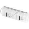 Powery Ansmann akkutartó, elemtartó doboz max. 8db AA/AAA/CR123A elem SM/CF kártya tárolására - bővíthető