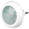 Powery Éjszakai LED-lámpa köralakú infravörös mozgásérzékelővel