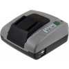 Powery helyettesítő akkutöltő USB kimenettel AEG típus 4935416790