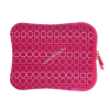 "Powery Notebook tok / Laptop tok / Netbook tok / Tablet tok 9,7"" (24,6cm)  Modell 48 pink"