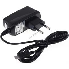 Powery töltő/adapter/tápegység micro USB 1A LG Optimus 2x P990 Star mobiltelefon kellék