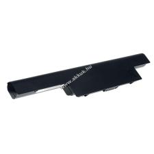 Powery Utángyártott akku Acer TravelMate 7340 sorozat acer notebook akkumulátor