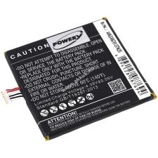 Powery Utángyártott akku Alcatel OT-6012E mobiltelefon akkumulátor