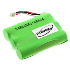 Powery Utángyártott akku Avaya WT9620 vezeték nélküli telefon akkumulátor