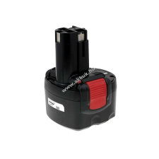Powery Utángyártott akku Bosch Akkus csavarbehajtó Exact 6 NiCd O-Pack japán cellás barkácsgép akkumulátor