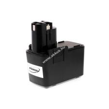 Powery Utángyártott akku Bosch típus 2607335145 NiCd barkácsgép akkumulátor