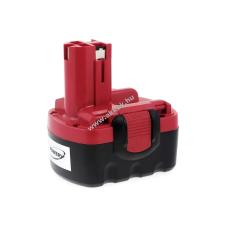 Powery Utángyártott akku Bosch típus 2607335276 NiMH 3000mAh O-Pack barkácsgép akkumulátor
