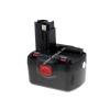 Powery Utángyártott akku Bosch típus 2607335526 NiMH 3000mAh O-Pack  japán cellás