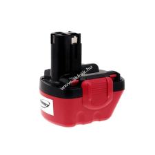 Powery Utángyártott akku Bosch típus 2607335684 NiMH 3000mAh O-Pack barkácsgép akkumulátor