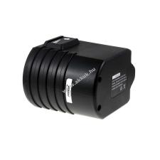 Powery Utángyártott akku Bosch típus BAT021 3000mAh NiMH lapos barkácsgép akkumulátor
