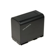 Powery Utángyártott akku Canon ES-410V 6900mAh canon videókamera akkumulátor