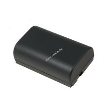 Powery Utángyártott akku Canon HV10 1520mAh canon videókamera akkumulátor