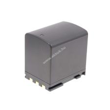 Powery Utángyártott akku Canon MVX20i 2400mAh canon videókamera akkumulátor