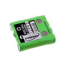 Powery Utángyártott akku Cobra FRS235 walkie talkie akkumulátor töltő