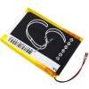 Powery Utángyártott akku fejhallgató Jabra Pro 9470