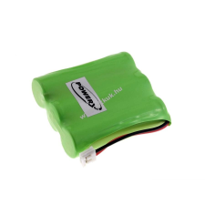 Powery Utángyártott akku GE 2-7996GE3-A vezeték nélküli telefon akkumulátor