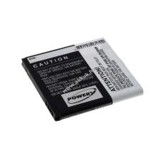 Powery Utángyártott akku HTC PM66100 pda akkumulátor