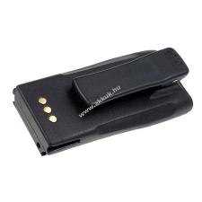 Powery Utángyártott akku Motorola CP360 1900mAh walkie talkie akkumulátor töltő