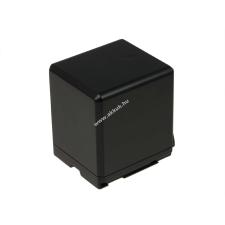 Powery Utángyártott akku Panasonic HDC-TM10 2640mAh panasonic videókamera akkumulátor