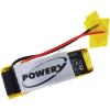 Powery Utángyártott akku Plantronics Explorer 320