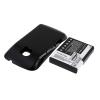 Powery Utángyártott akku Samsung Galaxy Mini 2 2400mAh fekete
