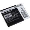Powery Utángyártott akku Samsung Galaxy Note II Mini NFC