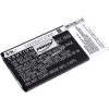 Powery Utángyártott akku Samsung Galaxy S5 Duos 4G NFC Chip