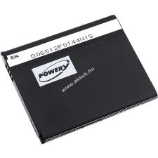Powery Utángyártott akku Samsung GT-I9128 mobiltelefon akkumulátor