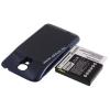 Powery Utángyártott akku Samsung GT-I9500 5200mAh kék