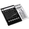 Powery Utángyártott akku Samsung GT-I9506 NFC-Chip