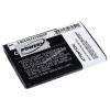Powery Utángyártott akku Samsung S3370 Corby 3G