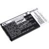 Powery Utángyártott akku Samsung SM-G9009W NFC Chip