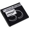 Powery Utángyártott akku Samsung típus AB483640BU