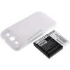 Powery Utángyártott akku Samsung típus EB-L1G6LLUC fehér 3300mAh