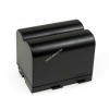 Powery Utángyártott akku Sharp VL-DC50 3400mAh fekete
