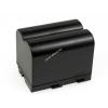 Powery Utángyártott akku Sharp VL-WD450U 3400mAh fekete