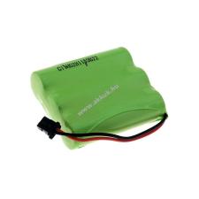 Powery Utángyártott akku Sony típus SPP-A1071 vezeték nélküli telefon akkumulátor