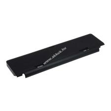 Powery Utángyártott akku Sony VAIO VGN-P91HS fekete sony notebook akkumulátor