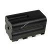 Powery Utángyártott akku Sony videokamera CCD-SC6 4600mAh