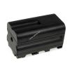 Powery Utángyártott akku Sony videokamera CCD-TR417 4600mAh